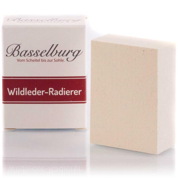 Basselburg Wildleder-Radierer