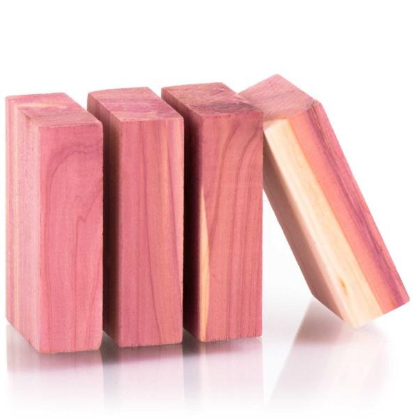 Woodlore Zedernholz-Klötzchen