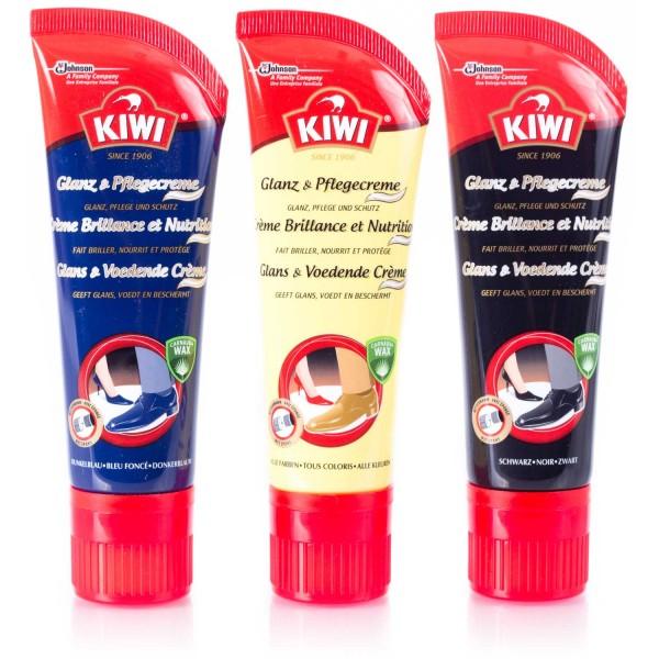 Kiwi Glanz- und Pflegecreme