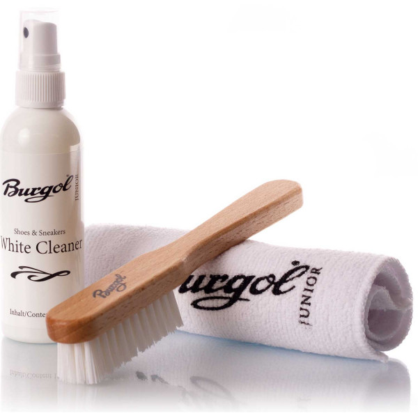 Burgol JUNIOR White Cleaner Kit