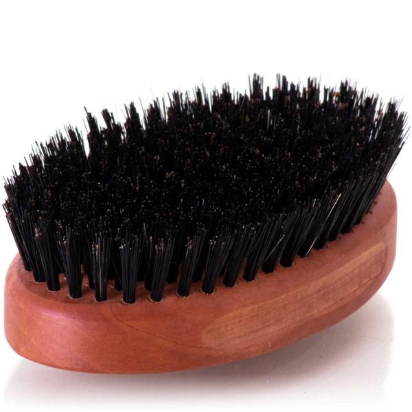 Haarbürste Military Style Wildschweinborsten