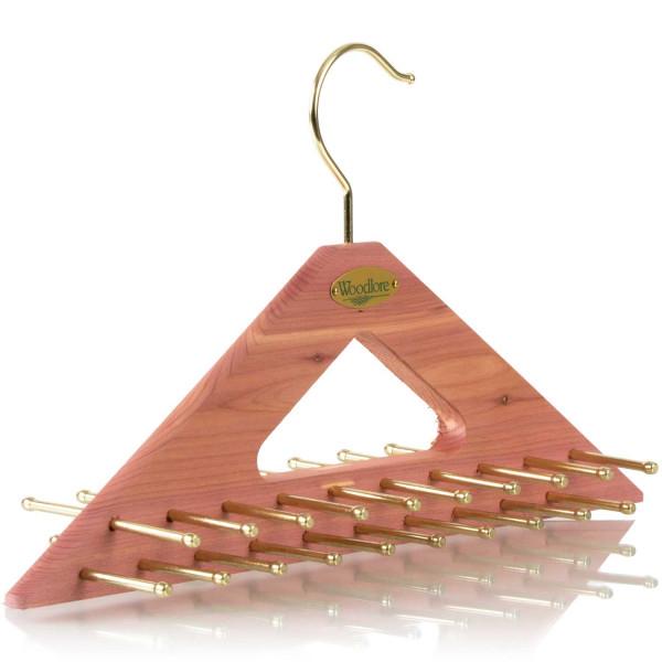 Woodlore Krawattenbügel dreieckig