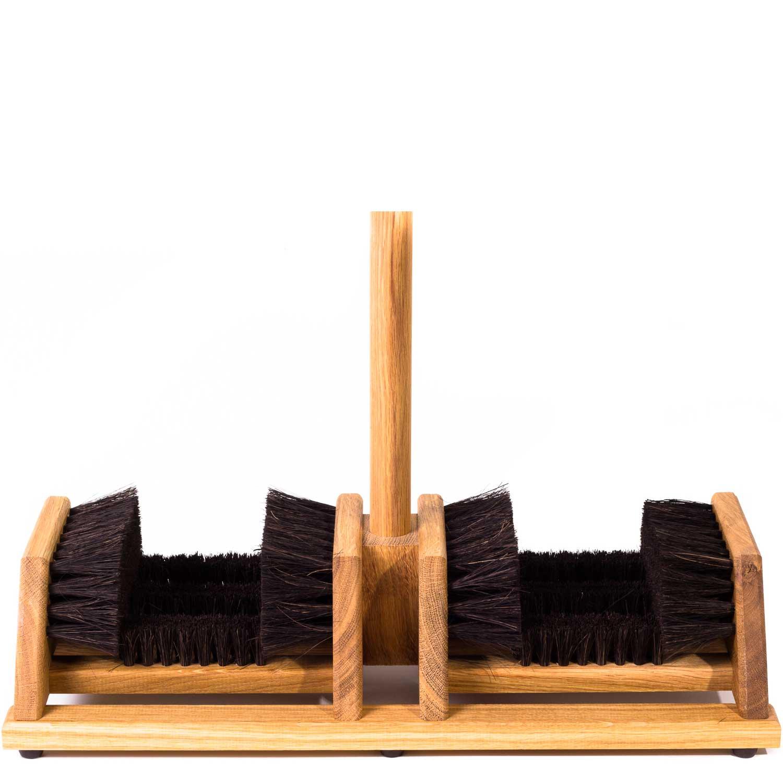 fu abtreter mit 2 b rstenelementen thegoodthings de. Black Bedroom Furniture Sets. Home Design Ideas