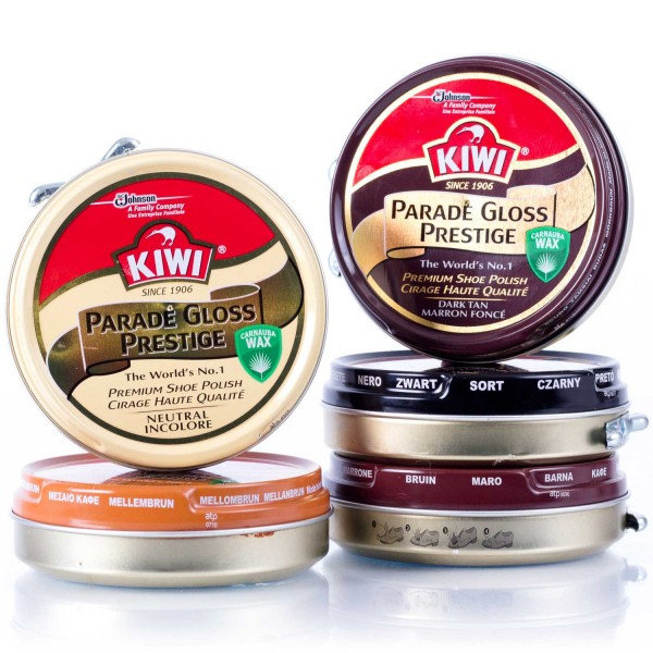 Kiwi Shoe Polish Parade Gloss