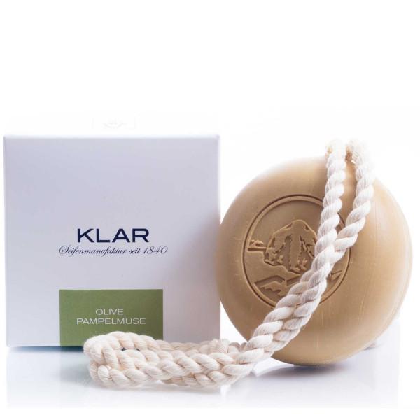 Klar`s Haar- und Köperseife Pampelmuse