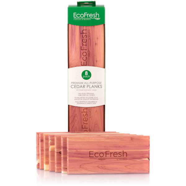 EcoFresh Premium All-Purpose Cedar Planks