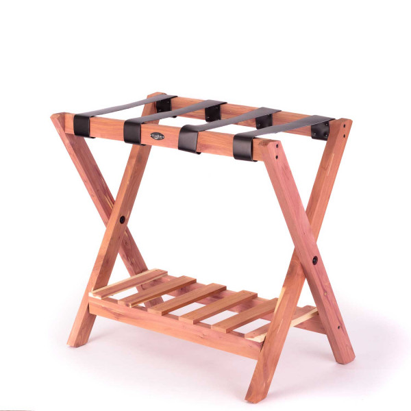 Woodlore Luggage Rack